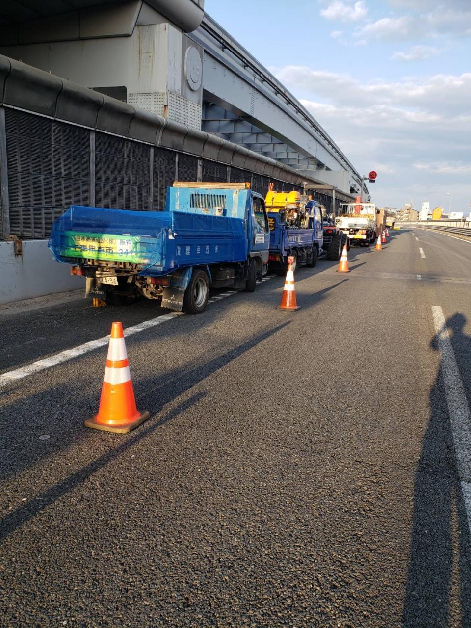 リニューアル 中国 工事 道 E2A 中国自動車道(吹田JCT~中国池田IC)終日通行止めの日程が決定しました